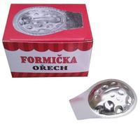 Formička - ořech, 30 ks