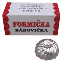 Bábovička mini, 25 ks