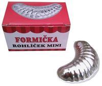 Formička rohlíček, mini, 30 ks