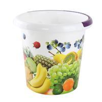Plastový kbelík s dekorem 10l.