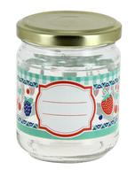 Zavařovací sklenice s víčkem CERVE 0,2l ovoce