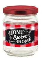 Zavařovací sklenice s víčkem CERVE 100ml Sweet Home