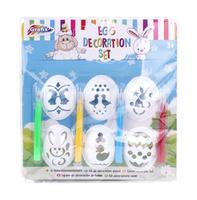 Šablona na velikonoční vajíčko
