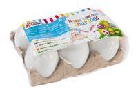Velikonoční vajíčko 6ks a 5ks fixy