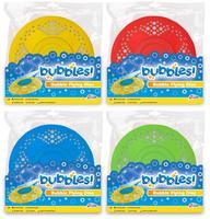 Bublifuk frisbee 29ml různé barvy