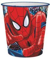 Dětský plastový odpadkový koš 5l Spiderman