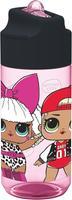 Tritanová láhev s pítkem Lol Surprise 430ml