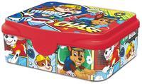 Plastový svačinový box Paw Patrol 15x13,5x5,7cm