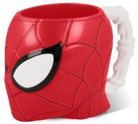 Plastový hrnek 3D Spiderman 290ml