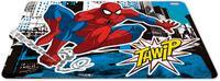 Dětské plastové prostírání 43x28cm Spiderman