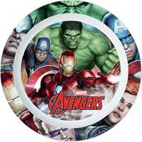 Plastový talíř Avengers 22cm