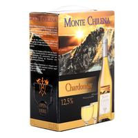 Chardonnay Monte Chilena 3l, Bag-in-box