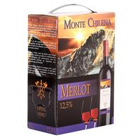 Merlot Monte Chilena 3l, Bag-in-box