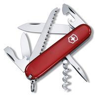 Kapesní nůž VICTORINOX Camper červený