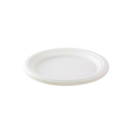 BIO talíř TORO 15cm cukrová třtina 12ks