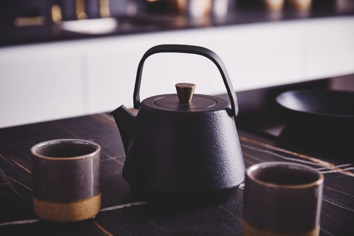 Litinová konvice na čaj BEKA Saga 1,2l