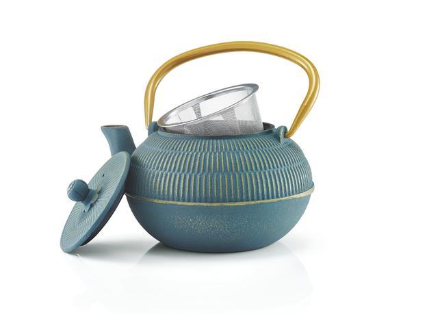 Litinová konvice na čaj BEKA Yuan 0,9l