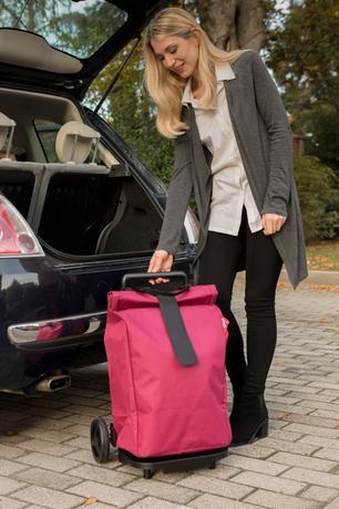 Nákupní taška na kolečkách GIMI Sprinter