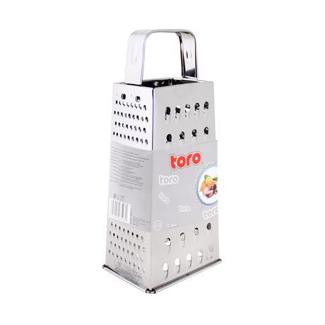 Nerezové struhadlo TORO čtyřhranné