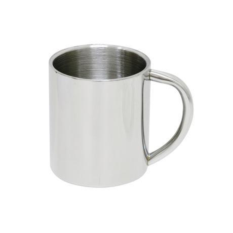 Nerezový termohrnek s dvojitou stěnou 200 ml