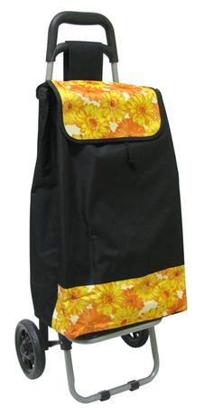 Nákupní taška na kolečkách TORO 30l.