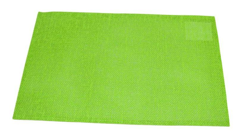 Prostírání celulóza zelené, 33 x 44 cm