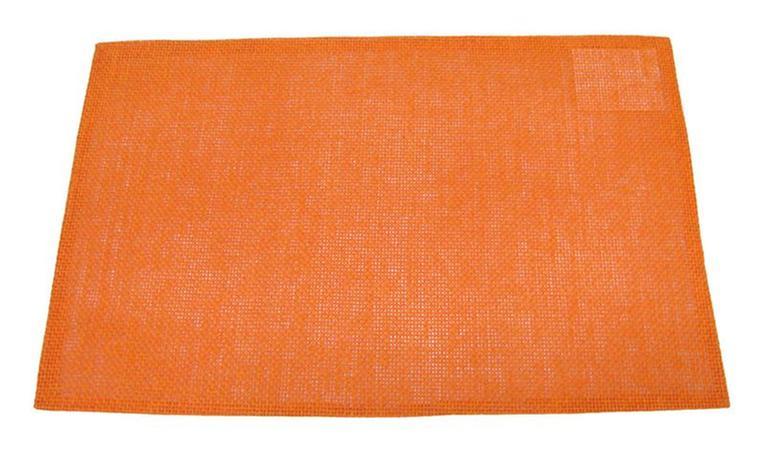 TORO Prostírání celulóza oranžové, 29 x 44 cm
