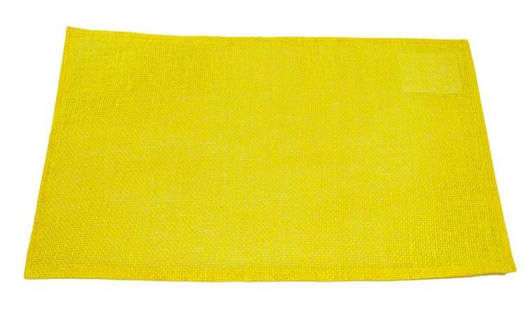 TORO Prostírání celulóza žluté, 29 x 44 cm