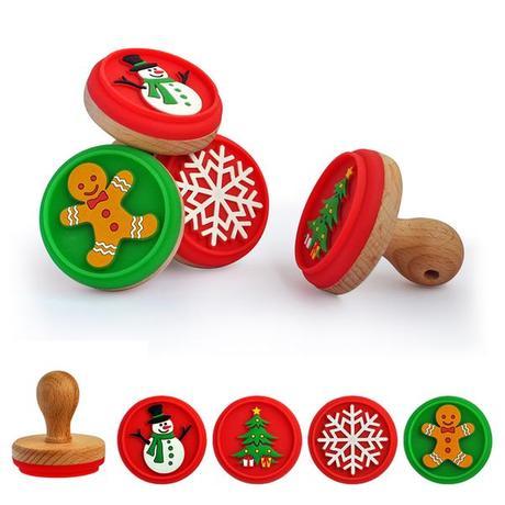 Razítko na vánoční cukroví TORO