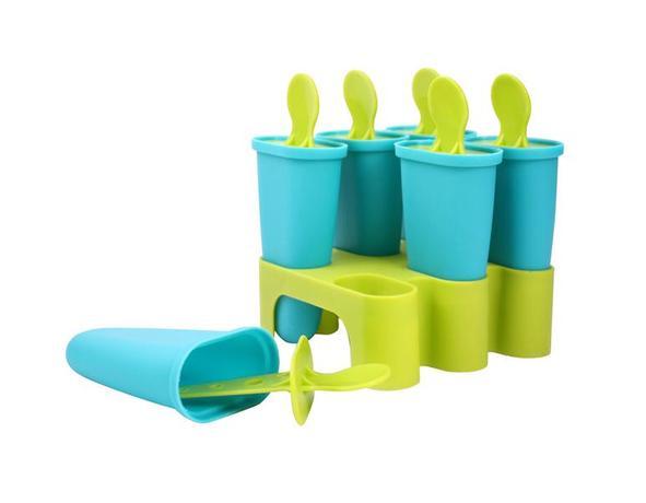 Plastové tvořítko na zmrzlinu TORO 6ks