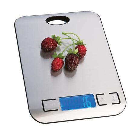 TORO Kuchyňská váha, lcd, 5kg - Kitos