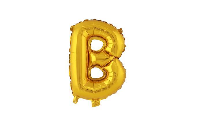 Balónek fóliový TORO písmenko