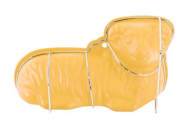 Silikonová forma se stojánkem TORO beránek
