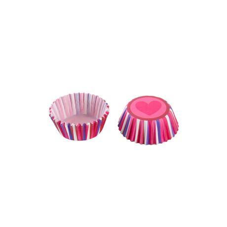 Papírové košíčky na mini muffiny TORO 100ks