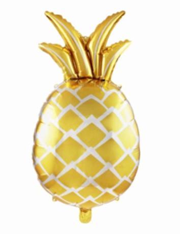 Balónek foliový TORO ananas 80cm