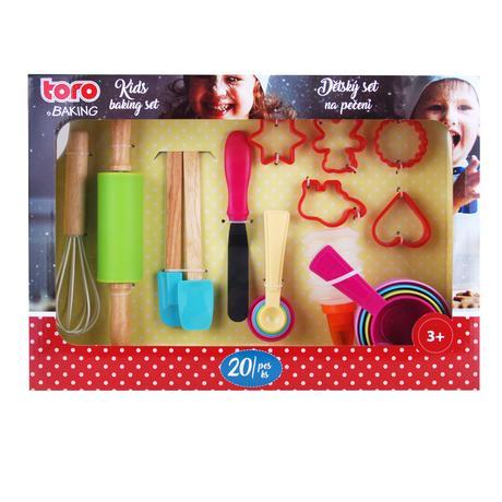 Dětský set na pečení TORO 20ks