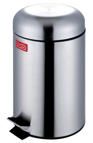 TORO koš na odpadky retro design 30,5 x 46 cm, 20 l