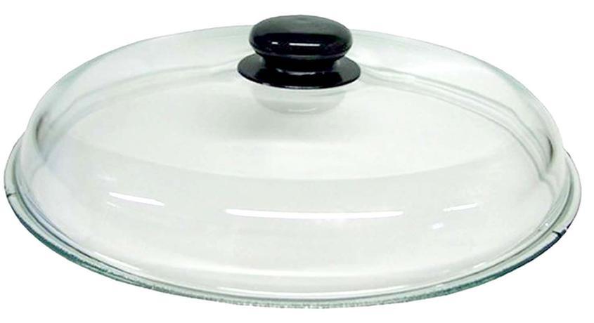 Poklice 20 cm komplet, sklo, silnostěnná