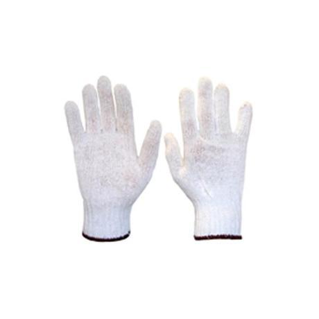 Rukavice pletené, bavlna