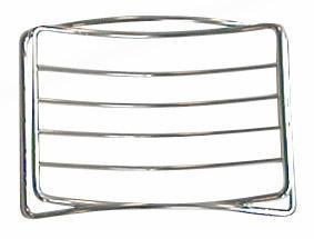 TORO podložka na mýdlo drátěná 11,9 x 9,1 x 2,4 cm