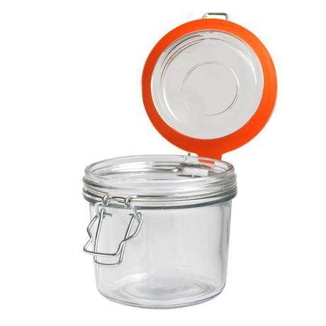 Zavařovací sklenice s patentním uzávěrem TORO...