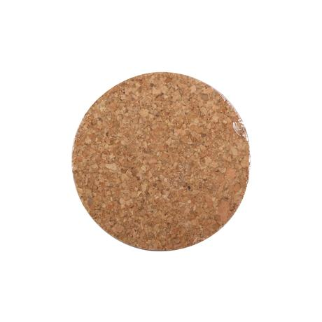 TORO Tácek kruh set 6 ks, 9,5 x 0,3 cm