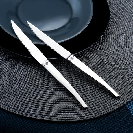 Sada steakových nožů LOU LAGUIOLE 6ks v bloku