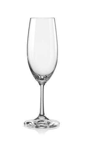 Bohemia Crystal sklenice lara 220 ml na šampaňské, set 6 ks, 4,5 x 22,5 cm