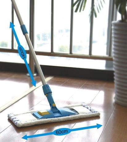 TORO Mop na podlahu s násadou 140 cm