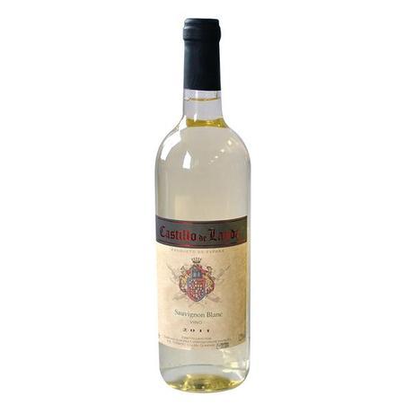 Bílé víno Sauvignon Blanc - Castillo de Landa...