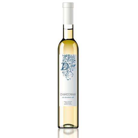 Bílé víno Chardonnay - Villa D´Or 0,5 l