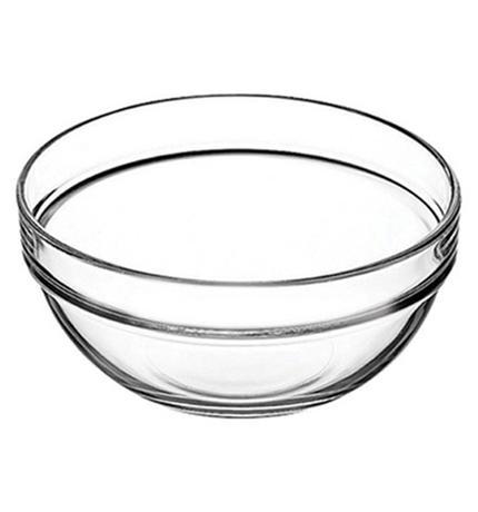 Mísa salátová, sklo