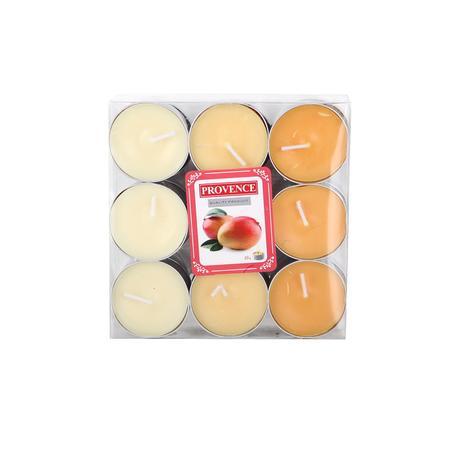 Čajová svíčka PROVENCE 18ks mango