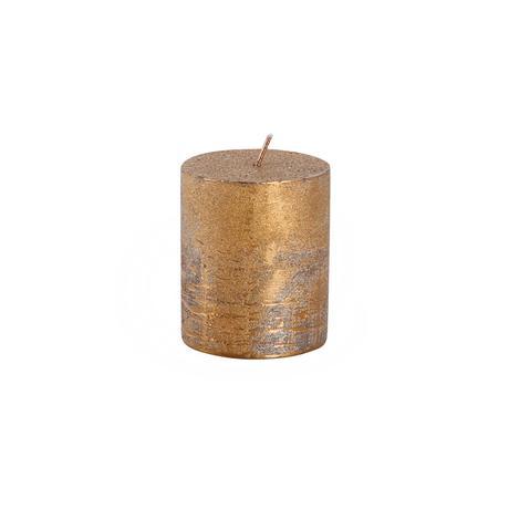 Rustikální svíčka 7cm PROVENCE měděná